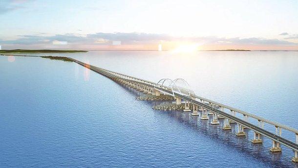 Когда достроят Крымский мост:  сроки сдвинули