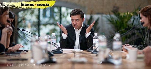 Владимир Зеленский пообещал разобраться с повышением ренты на руду