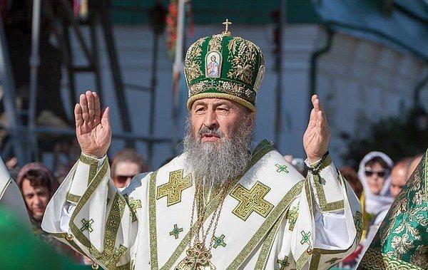 Московского патриархата митрополит Онуфрий