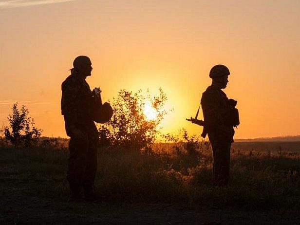 В Луганской области разведчики не вышли на связь