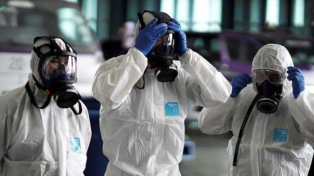 Фото — Пандемия коронавируса