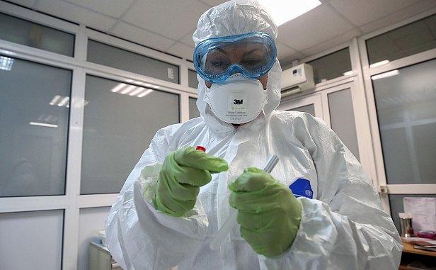 Фото — Тест на коронавирус