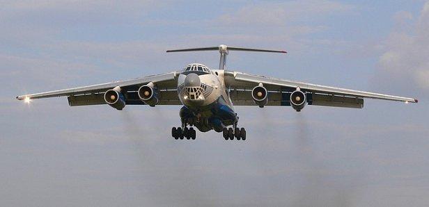 Разбился военный самолет: число жертв неизвестно