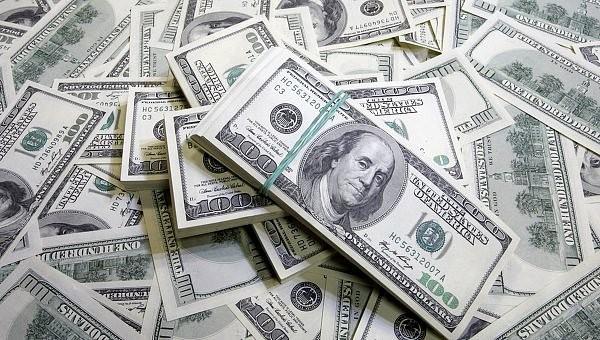 Гривня на межбанке открылась курсом 22,87 за доллар
