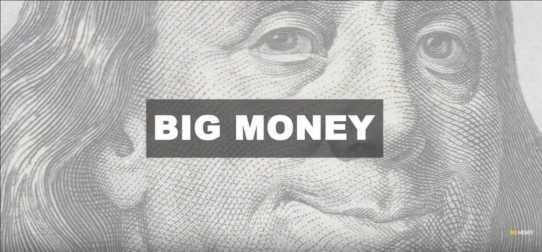 Миллиардер Косюк и Премьер-министр Гройсман воруют деньги из бюджета Украины, бизнесмен Черняк, Ведущий проекта Big Money