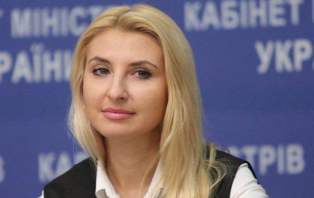 Княгиня киевская: замминистра юстиции снялась для календаря