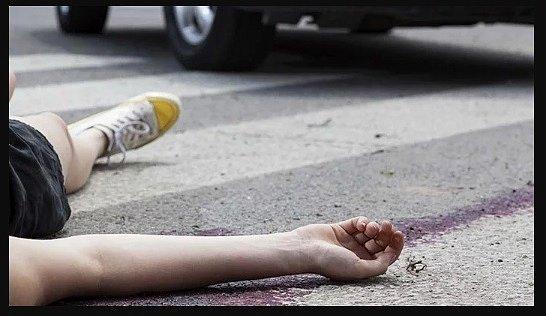 Мать за кофе не заметила, как ребенка переехало авто: кадры беды