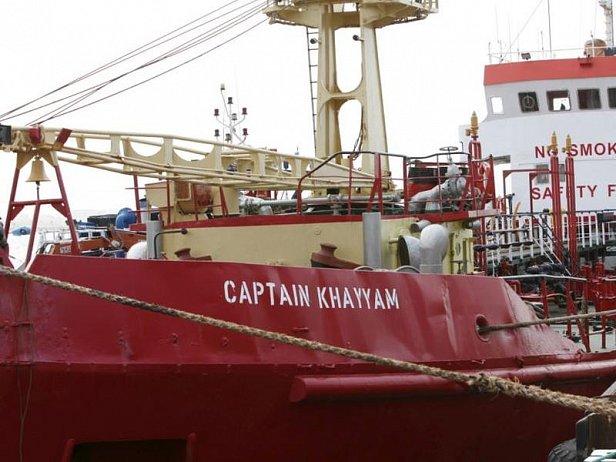 Captain Khayyam
