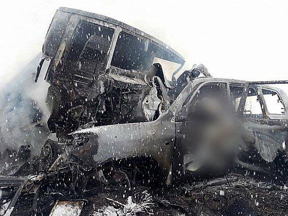 В автокатастрофе разбился украинский экс-чиновник : появились жуткие фото с места ДТП