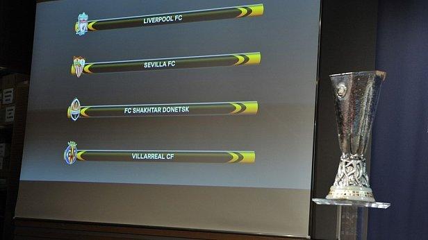 Жеребьевка Лиги Европы: Шахтер сыграет против Евгения Коноплянки