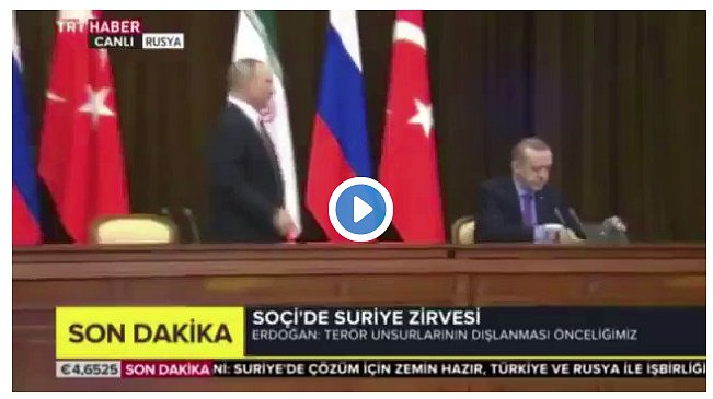 фото - Путин и Эрдоган