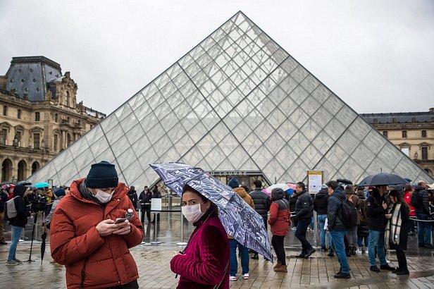 Фото — Коронавирус во Франции