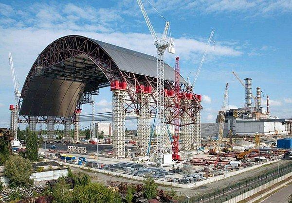 Украина ищет поддержку для ликвидации последствий Чернобыльской катастрофы