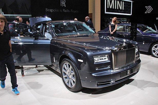 Фото — Rolls-Royce