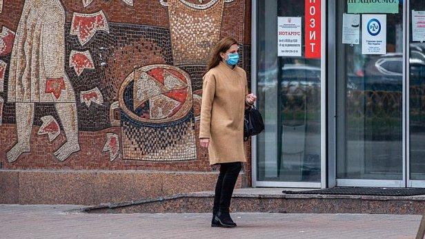 Фото — Карантин в Украине