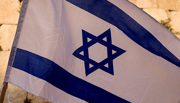 В Киеве надругались над флагом Израиля