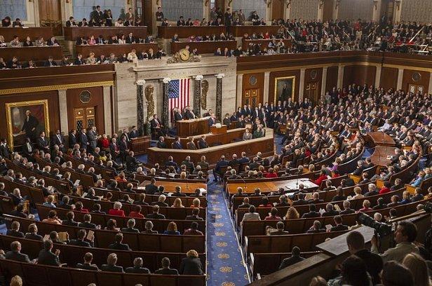 Фото — Сенат США