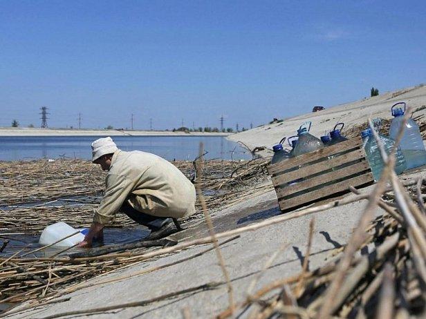 Фото - Дефицит воды в Крыму