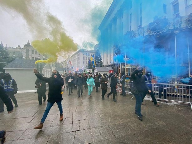 Фото - Акция протеста