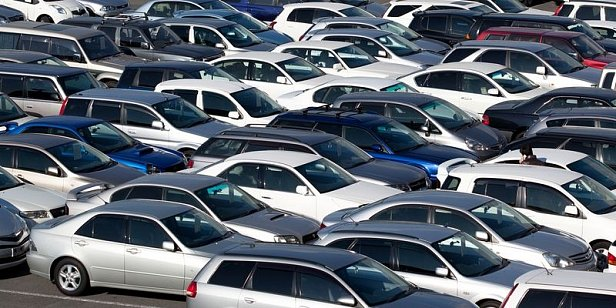 Укравтопром сообщил об увеличении импорта авто