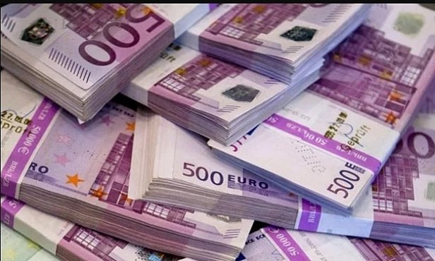 В Украине упал курс евро