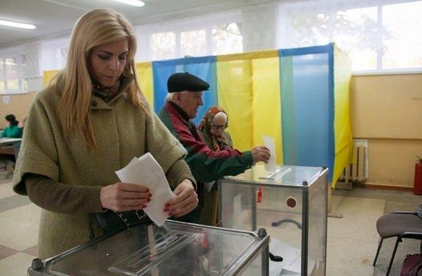 фото - президентские выборы 2019 в Украине