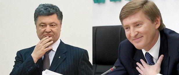 Определено место Порошенко и Ахметова в списке богатейших украинцев