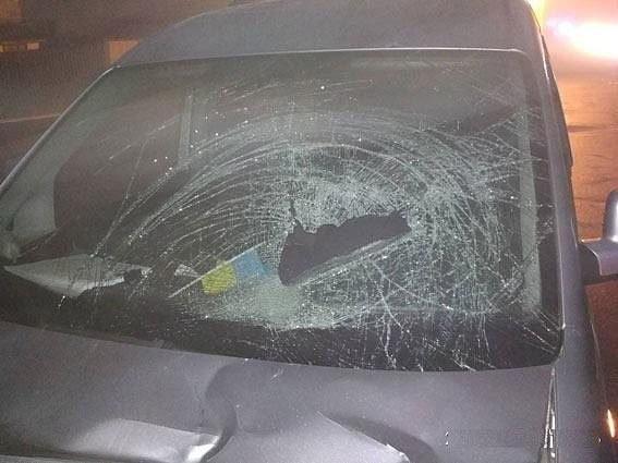 Ужасная трагедия: под Черниговом водитель сбил мать с детьми