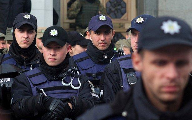 Тег: киевская полиция