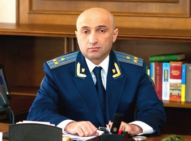 Фото — Гюндуз Мамедов