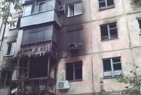 Взрыв в жилом доме Кривого Рога: есть пострадавшие