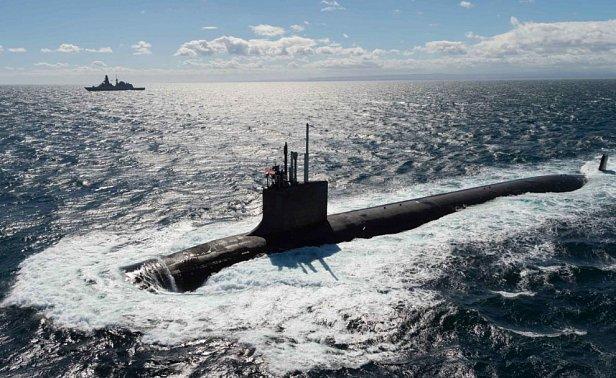 У Трампа показали видео пуска «Томагавков» с ядерной подводной лодки США по Сирии