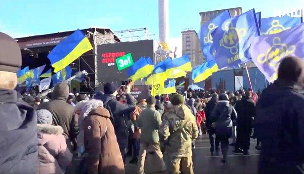 фото - майдан онлайн 8 декабря в Киеве