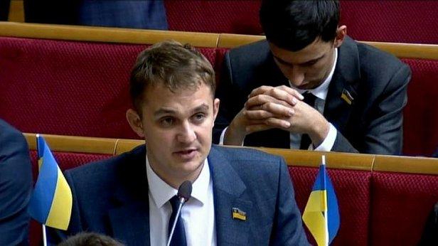 фото - нардеп Евгений Брагарь попал в громкий скандал