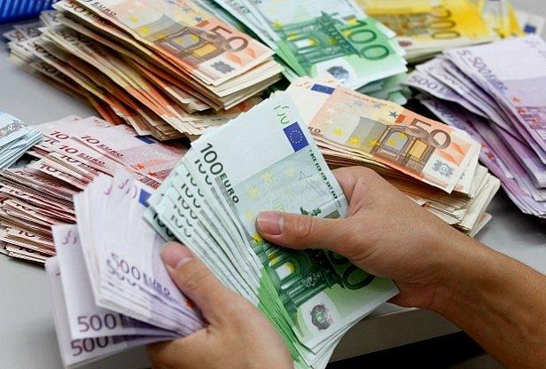 В Украине резко обвалился курс евро