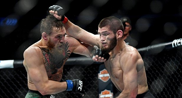 фото - UFC Хабиб Нурмагомедов и Конор Макгрегор