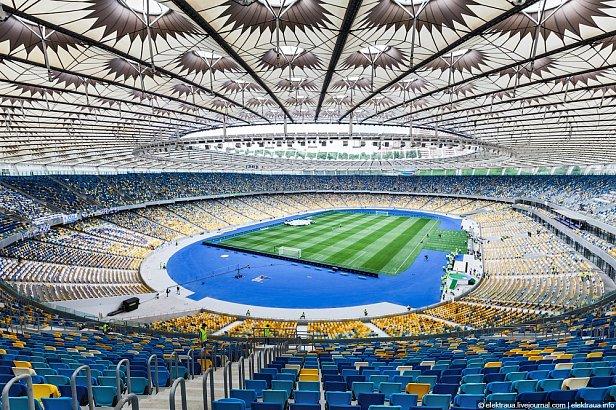 Стали известны стадионы, которые примут товарищеские матчи сборной Украины