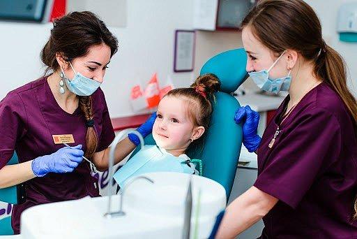 Стерильність і чистота - запорука успіху дитячого стоматолога