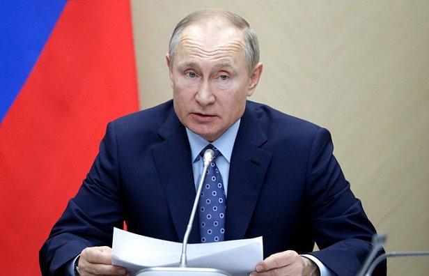 фото - Владимир Путин