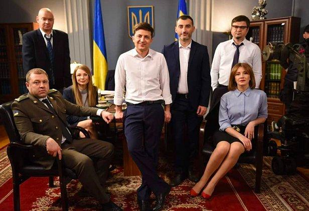 «Слуга народа— 3»: Режим Порошенко неразрешает демонстрировать фильм сЗеленским