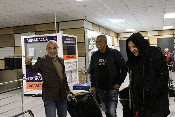 Звезда фильмов «Такси» прибыл в аннексированный Крым