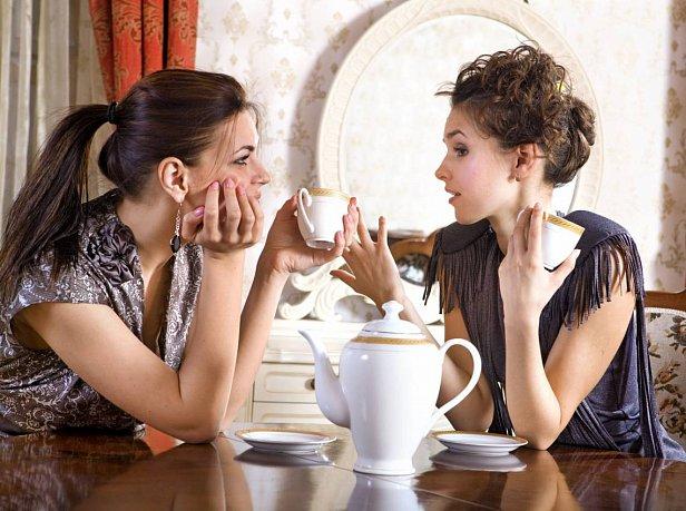 Чаепитие. Фото: Gurman