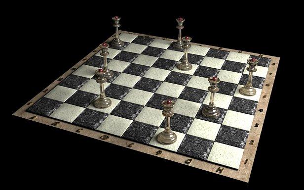 Учёные пообещали выплатить за разгадку старинной шахматной задачи 1 млн долл
