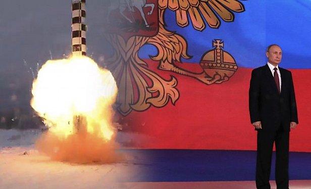 Путин сообщил о действиях Москвы в связи с ударом США