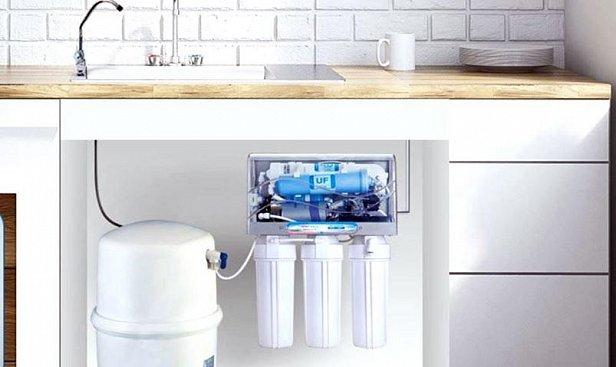 Как выбрать фильтр для воды на кухню?