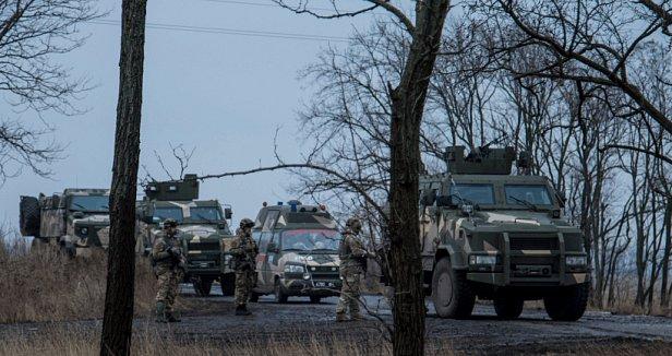 ВСУ освободили новые позиции у трассы на Ясиноватую