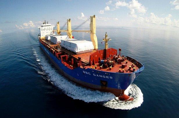 Фото: Торговое судно