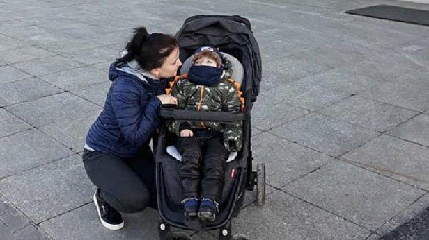 Фото — Женщина с ребёнком