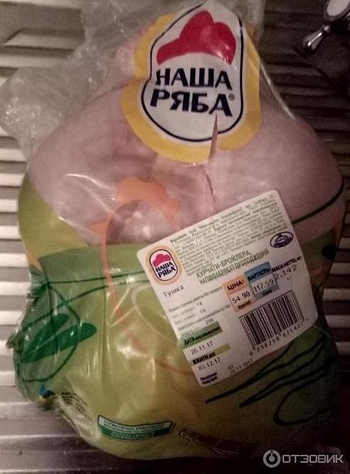 Покупатели курятины Наша Ряба кормят 70 стран мира
