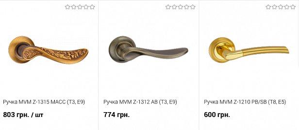 Выбор фурнитуры: где купить дверную ручку